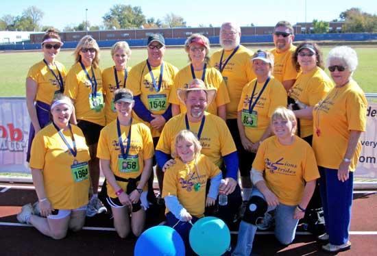 Local Lions Roar For Diabetes Awareness