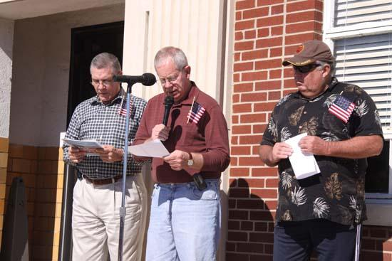 Cannon County Honors Fallen Heroes