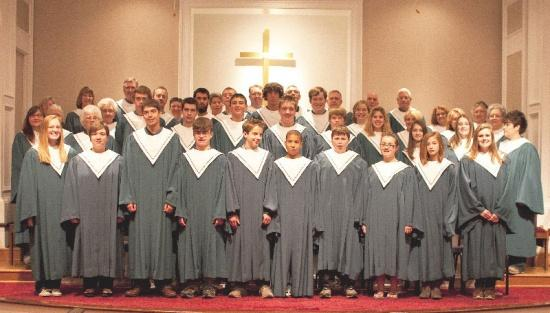 First Baptist Church Choirs To Present Christmas Cantata Dec. 12