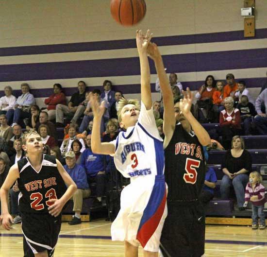 Woodland, Auburn Boys Advance To Championship Game