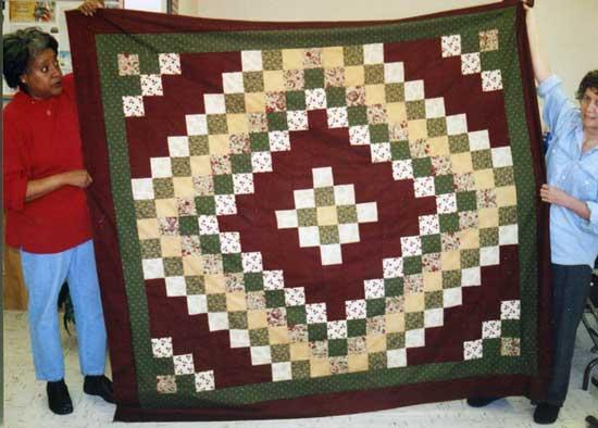 Quilt-Top Workshop Planned In January