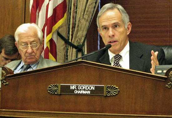 Bart Gordon: A Career Of Service To The People