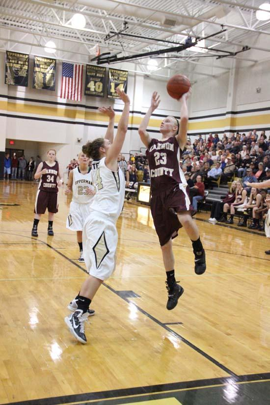 Upperman Renders Lionettes Helpless