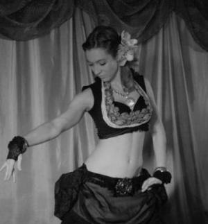 Cannon Arts Announces Belly Dance Workshop