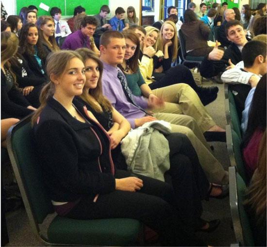 CCHS FBLA Members Compete In Regionals