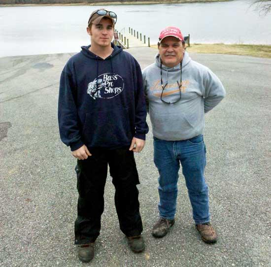 Bryson, Hale Finish First In Bass Tournament
