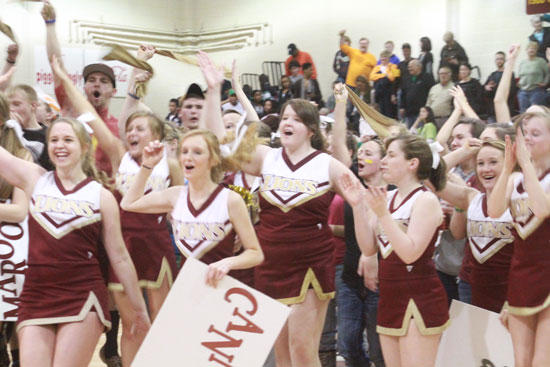 Lionettes Bound For State Tournament