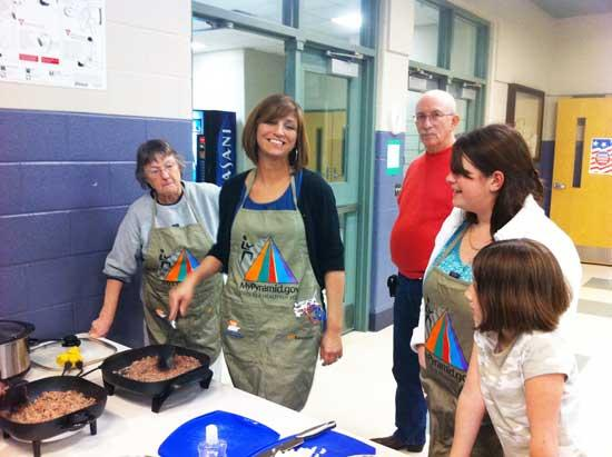 Learn Simple Solutions To Cooking Tuesday At WGS