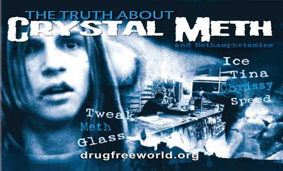 Crystal Meth: Many Die From Its Grip
