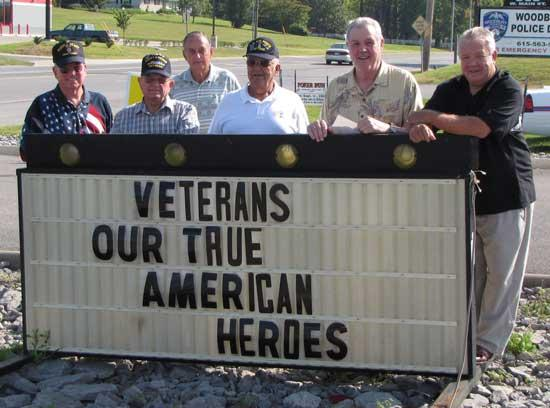 Local Group Seeks Sponsors For Veterans Day Events