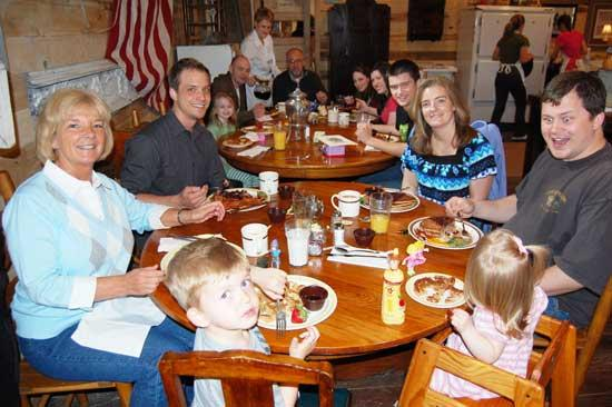 Readyville Mill Serves Freshest Pancake Breakfast In Tennessee