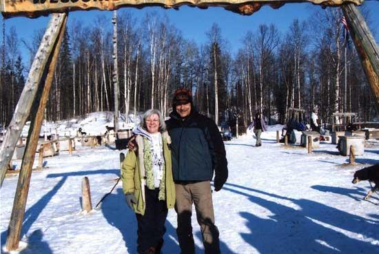 Bartholomew Attends Iditarod Conference For Teachers