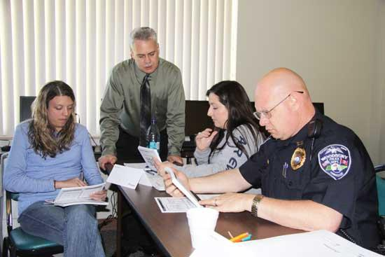 County Hosts Emergency Medical Dispatch Training