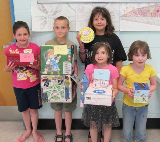 Auburn Announces Winners Of Box Tops Contest