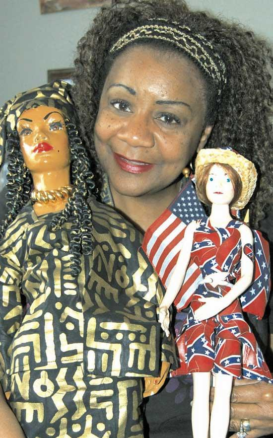 Woodbury's Doll Maker