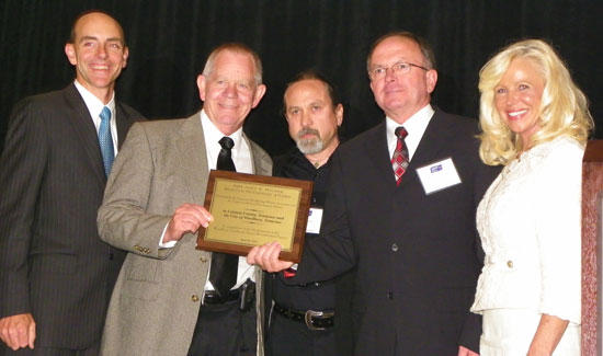 Cannon County Receives Rebuild Tennessee Award