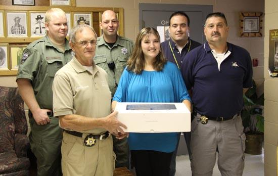 Cannon County Officers Appreciated On September 11th Anniversary