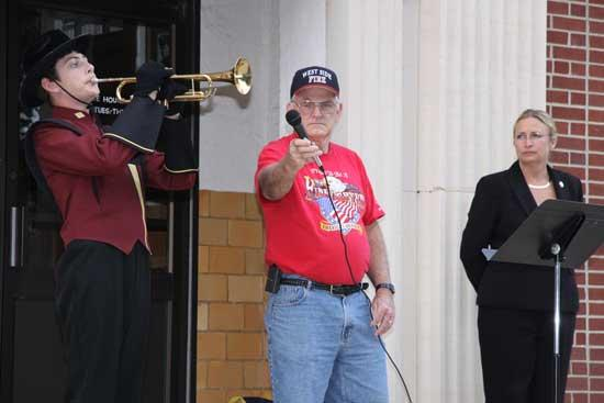 Cannon County 9/11 Candlelight Memorial Service