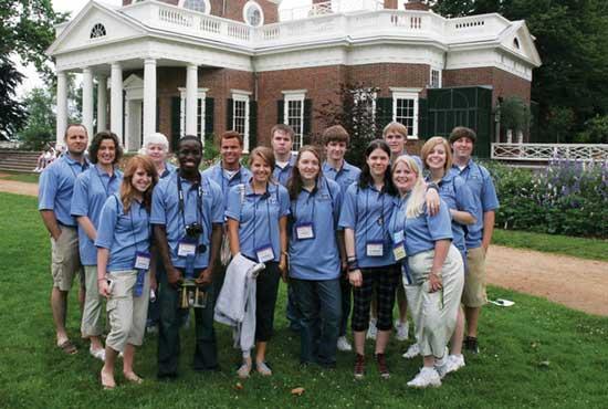 Two Cannon County Students On MTEMC Washington Youth Tour