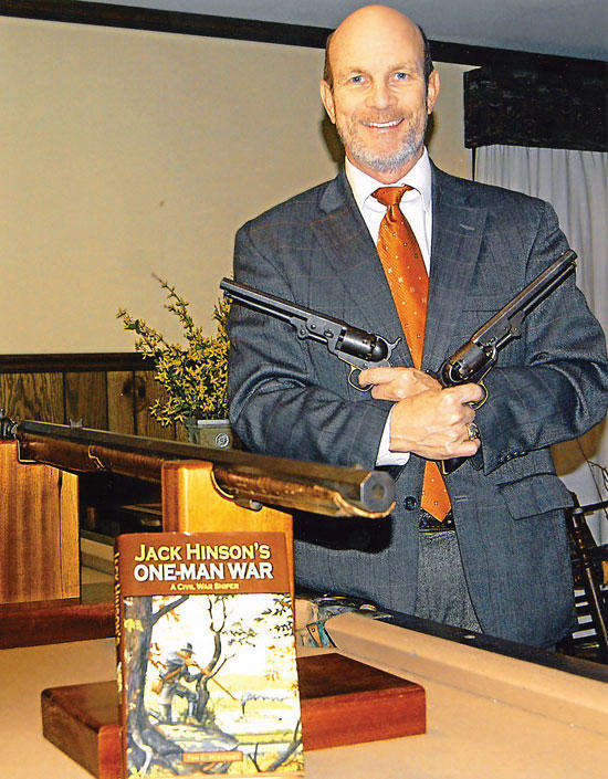 Sniper's Rifle To Be On Rare Public Display