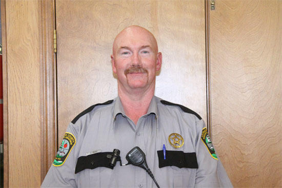Neal Promoted To Rank Of Sergeant