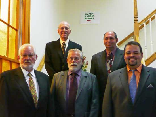 Deacons Ordained At Sycamore Baptist Church