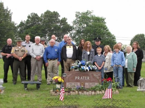 National Law Enforcement Week; Prater Remembered