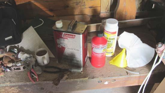 Missing Person Search Uncovers Meth Lab