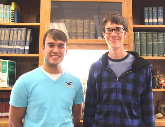 Coomes, Blackburn Lead CCHS Class Of 2011