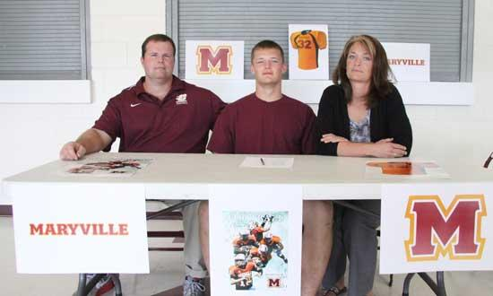 Walkup To Continue Career At Maryville