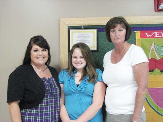 Nave's Essay One Of Top Three In State