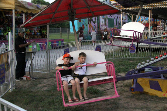 FOP Spring Carnival Continues Through Saturday