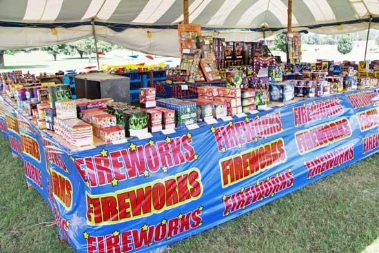 Fireworks Spark Safety Concerns For Area Doctors