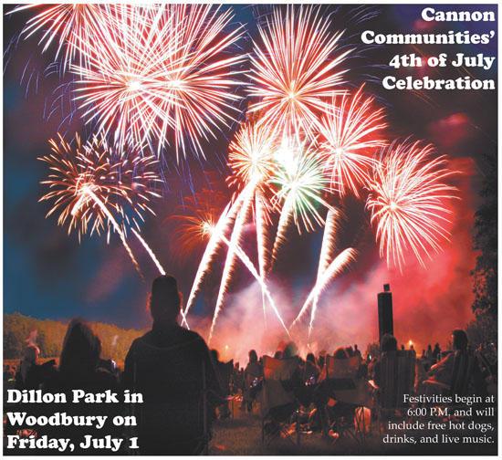 Cannon Communities Celebrate Tonight