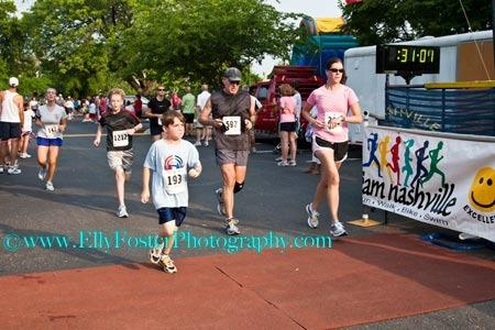 Two Cannon Runners Place In CADILLAC FIRECRACKER 5K