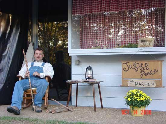 4th Annual History Hayride Set For Oct. 10