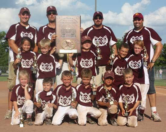 Cannon All-Stars Win TYBA State Title