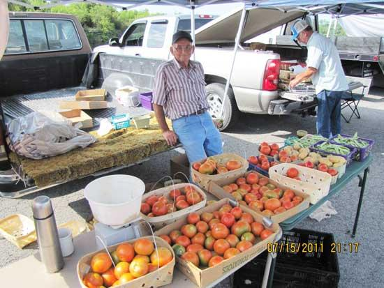 What To Expect Saturday At The Farmer's Market