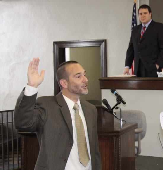 Williams Sworn In As New Judicial Commissioner