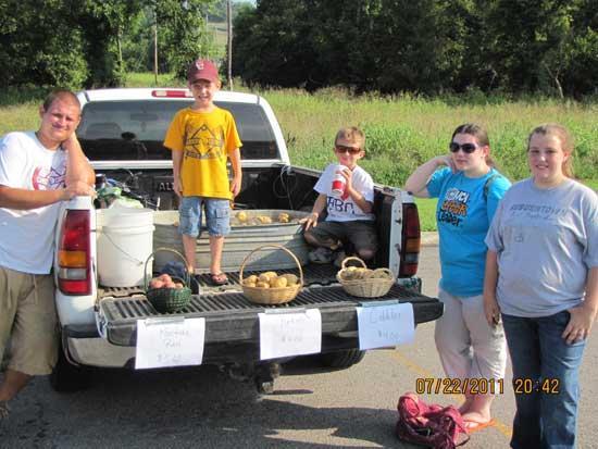 Farmer's Market Expands To Tuesdays