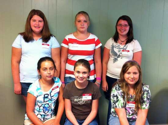 Six Complete 4-H Babysitting Course