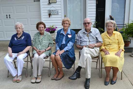 Willard Family Celebrates At 2011 Reunion