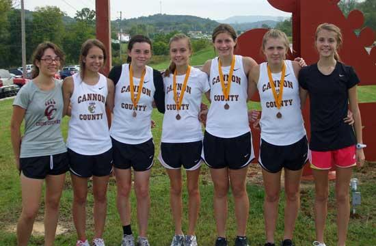 Cross Country Competes In Forrest All-Comers