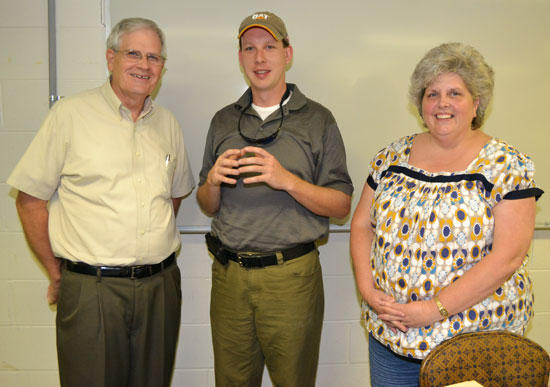 Society Hears History Of Bradyville