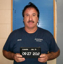Theft, Drug Charges Lodged Against Davis