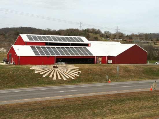 Arts Center Participates In Solar Tour