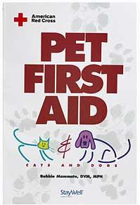 Red Cross Offering Pet First Aid Course