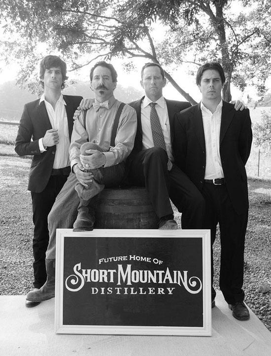 Short Mtn. Distillery Now State's Sixth Whiskey Maker