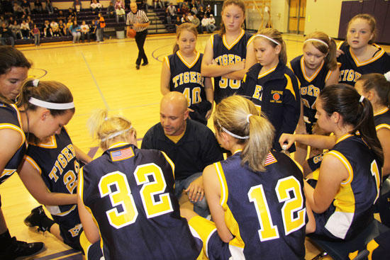 East Side Girls Finish Second In Border War