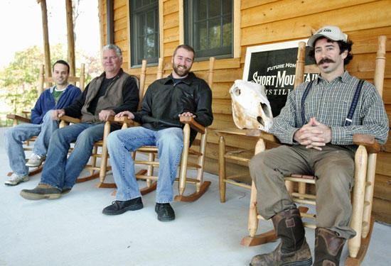 Short Mountain Distillery Set For First Batch Of White Lightnin'